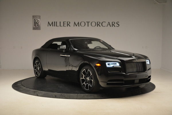 New 2018 Rolls-Royce Dawn Black Badge for sale Sold at Bugatti of Greenwich in Greenwich CT 06830 22