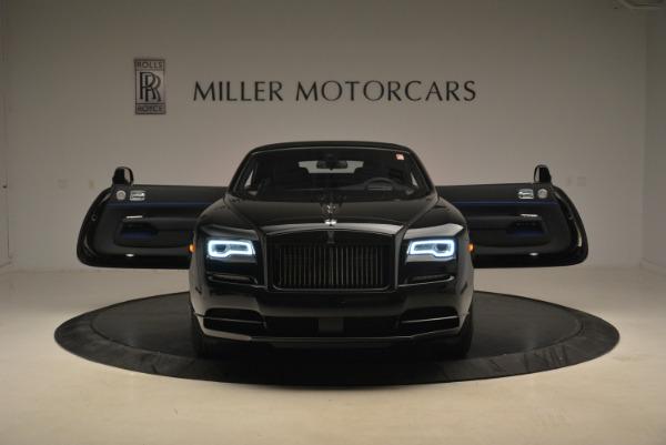 New 2018 Rolls-Royce Dawn Black Badge for sale Sold at Bugatti of Greenwich in Greenwich CT 06830 24