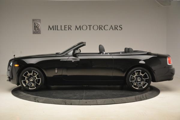 New 2018 Rolls-Royce Dawn Black Badge for sale Sold at Bugatti of Greenwich in Greenwich CT 06830 3