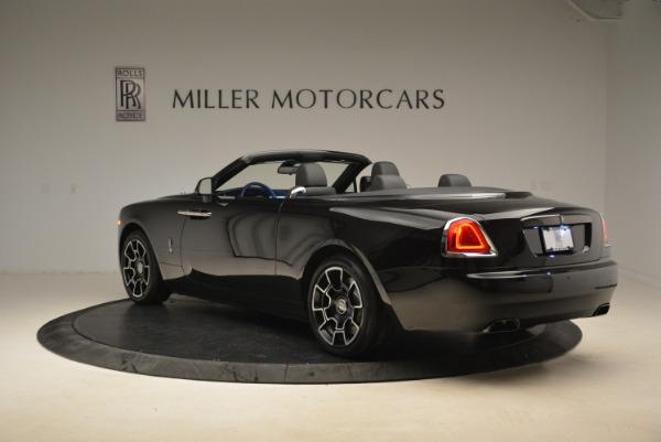 New 2018 Rolls-Royce Dawn Black Badge for sale Sold at Bugatti of Greenwich in Greenwich CT 06830 5