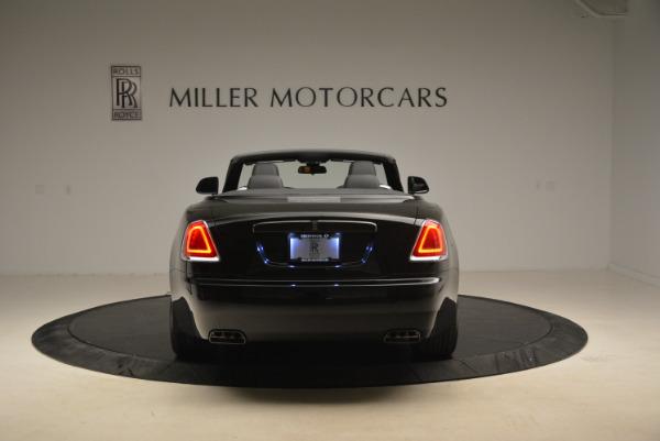 New 2018 Rolls-Royce Dawn Black Badge for sale Sold at Bugatti of Greenwich in Greenwich CT 06830 6