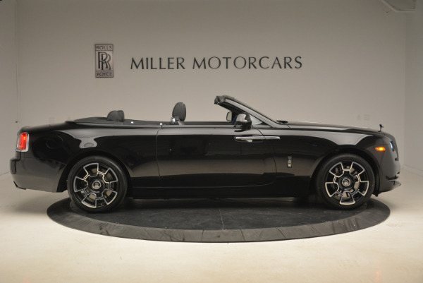 New 2018 Rolls-Royce Dawn Black Badge for sale Sold at Bugatti of Greenwich in Greenwich CT 06830 8