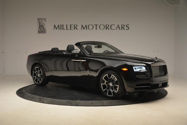 New 2018 Rolls-Royce Dawn Black Badge for sale Sold at Bugatti of Greenwich in Greenwich CT 06830 9