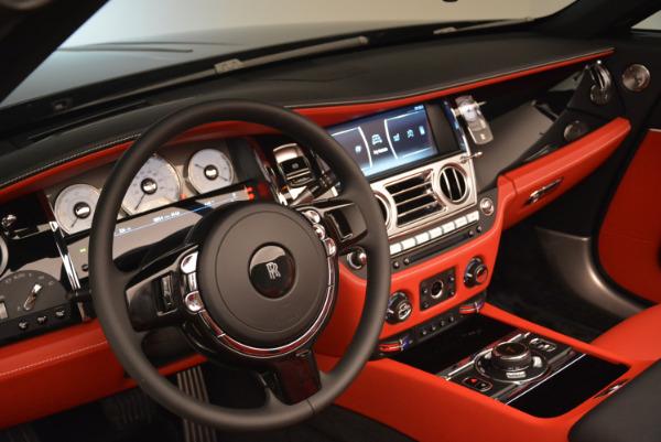 New 2018 Rolls-Royce Dawn for sale Sold at Bugatti of Greenwich in Greenwich CT 06830 21