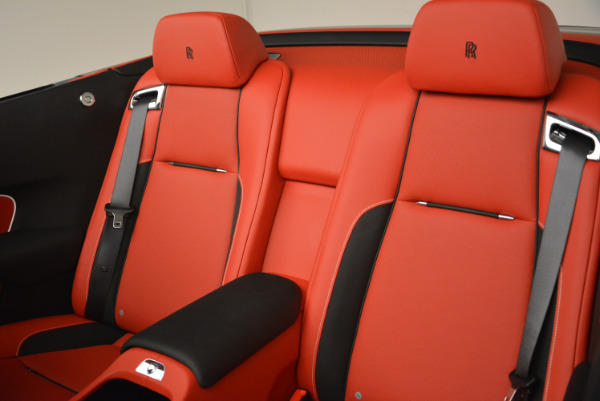 New 2018 Rolls-Royce Dawn for sale Sold at Bugatti of Greenwich in Greenwich CT 06830 25