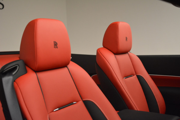 New 2018 Rolls-Royce Dawn for sale Sold at Bugatti of Greenwich in Greenwich CT 06830 28