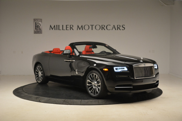 New 2018 Rolls-Royce Dawn for sale Sold at Bugatti of Greenwich in Greenwich CT 06830 8