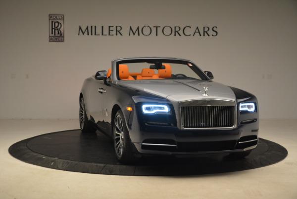 New 2018 Rolls-Royce Dawn for sale Sold at Bugatti of Greenwich in Greenwich CT 06830 11