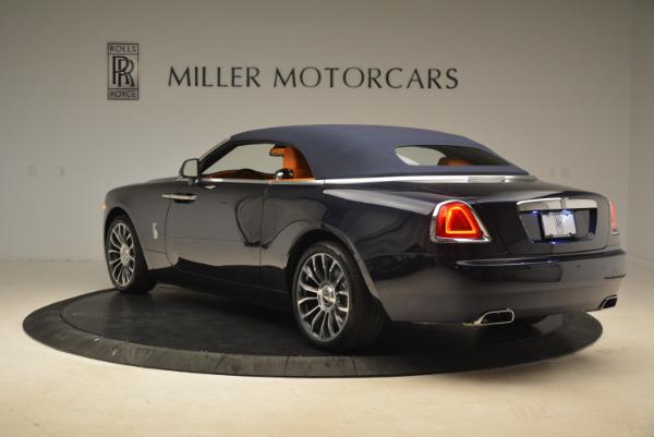 New 2018 Rolls-Royce Dawn for sale Sold at Bugatti of Greenwich in Greenwich CT 06830 17