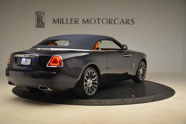 New 2018 Rolls-Royce Dawn for sale Sold at Bugatti of Greenwich in Greenwich CT 06830 20
