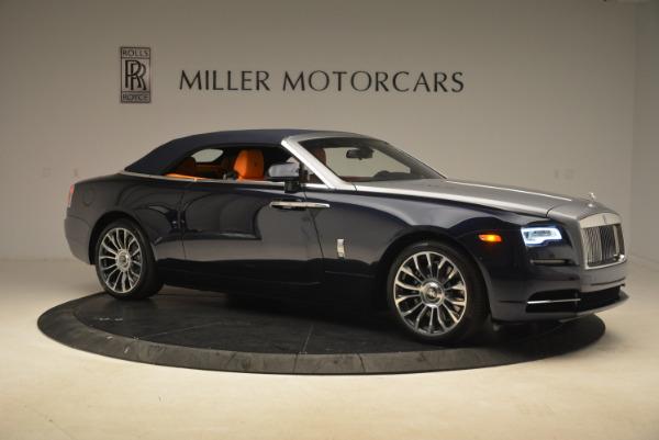 New 2018 Rolls-Royce Dawn for sale Sold at Bugatti of Greenwich in Greenwich CT 06830 22