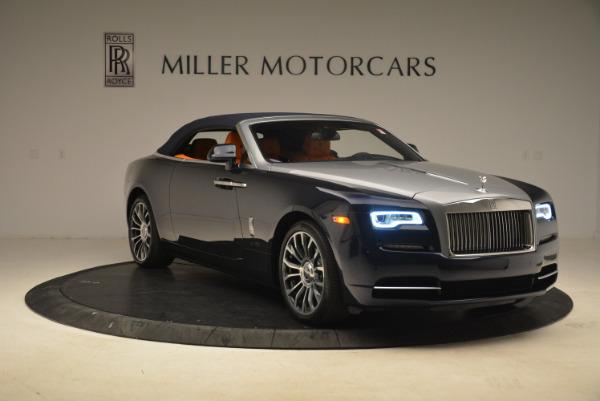 New 2018 Rolls-Royce Dawn for sale Sold at Bugatti of Greenwich in Greenwich CT 06830 23