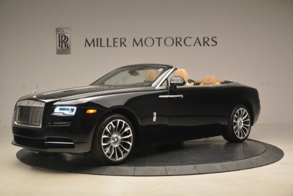 Used 2018 Rolls-Royce Dawn for sale Sold at Bugatti of Greenwich in Greenwich CT 06830 2