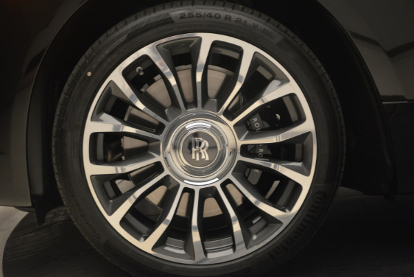 Used 2018 Rolls-Royce Dawn for sale Sold at Bugatti of Greenwich in Greenwich CT 06830 20