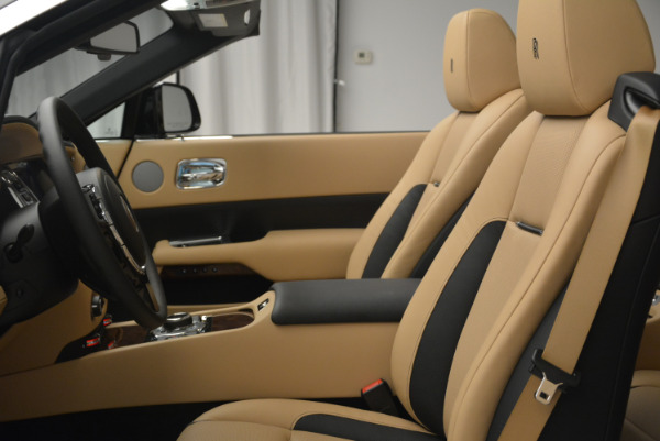 Used 2018 Rolls-Royce Dawn for sale Sold at Bugatti of Greenwich in Greenwich CT 06830 23