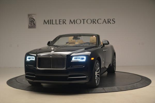 Used 2018 Rolls-Royce Dawn for sale Sold at Bugatti of Greenwich in Greenwich CT 06830 1