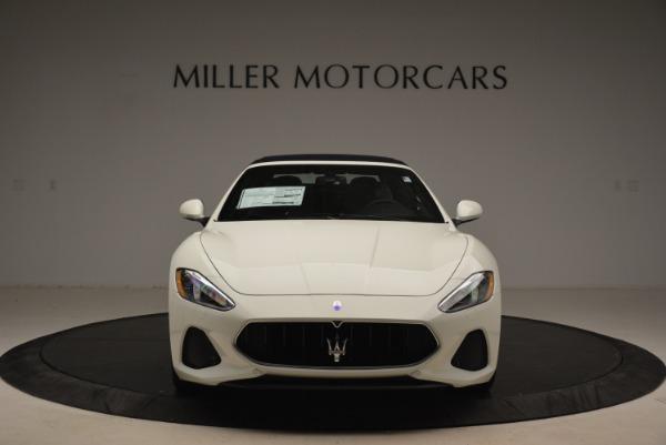 New 2018 Maserati GranTurismo Sport Convertible for sale Sold at Bugatti of Greenwich in Greenwich CT 06830 3