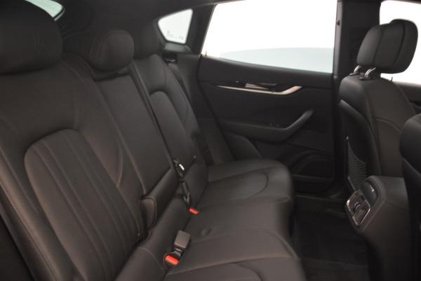 New 2018 Maserati Levante Q4 for sale Sold at Bugatti of Greenwich in Greenwich CT 06830 24