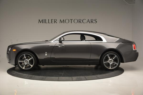 New 2016 Rolls-Royce Wraith for sale Sold at Bugatti of Greenwich in Greenwich CT 06830 2
