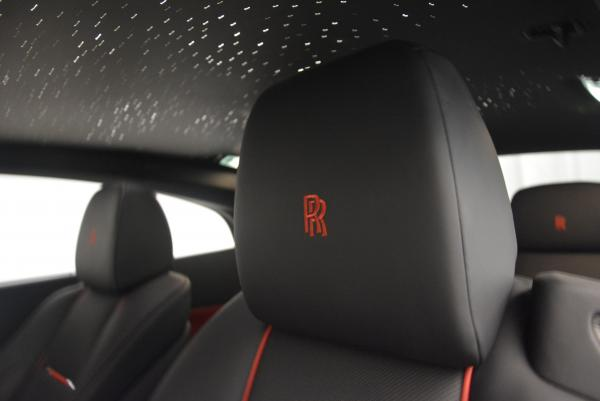 New 2016 Rolls-Royce Wraith for sale Sold at Bugatti of Greenwich in Greenwich CT 06830 25