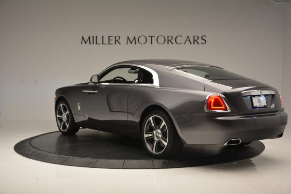 New 2016 Rolls-Royce Wraith for sale Sold at Bugatti of Greenwich in Greenwich CT 06830 4
