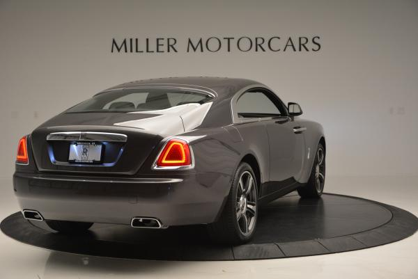 New 2016 Rolls-Royce Wraith for sale Sold at Bugatti of Greenwich in Greenwich CT 06830 6