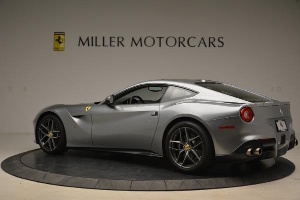 Used 2017 Ferrari F12 Berlinetta for sale Sold at Bugatti of Greenwich in Greenwich CT 06830 4