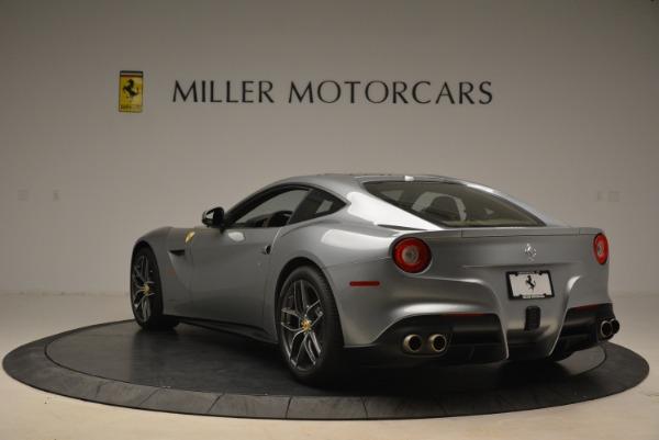 Used 2017 Ferrari F12 Berlinetta for sale Sold at Bugatti of Greenwich in Greenwich CT 06830 5