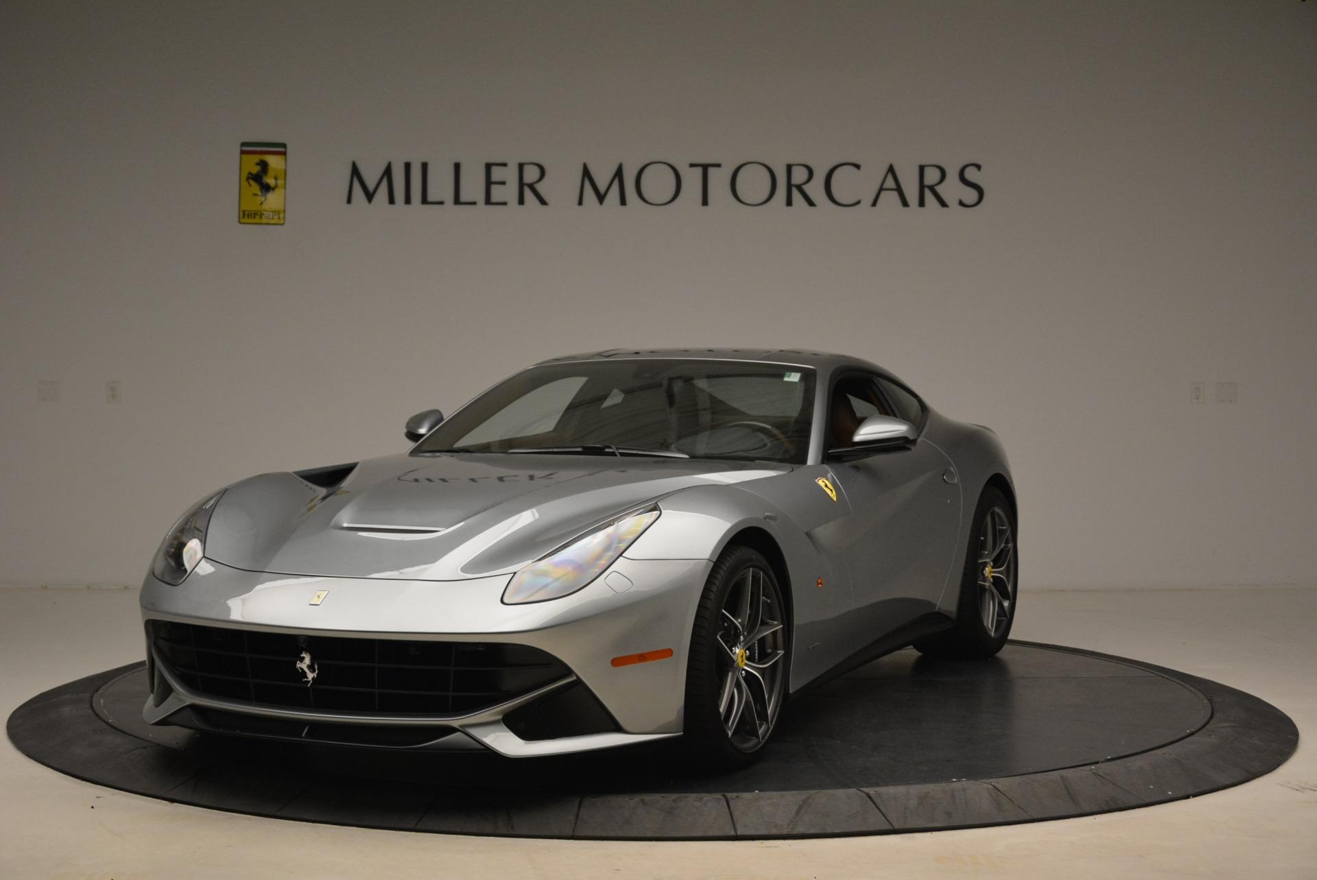 Used 2017 Ferrari F12 Berlinetta for sale Sold at Bugatti of Greenwich in Greenwich CT 06830 1