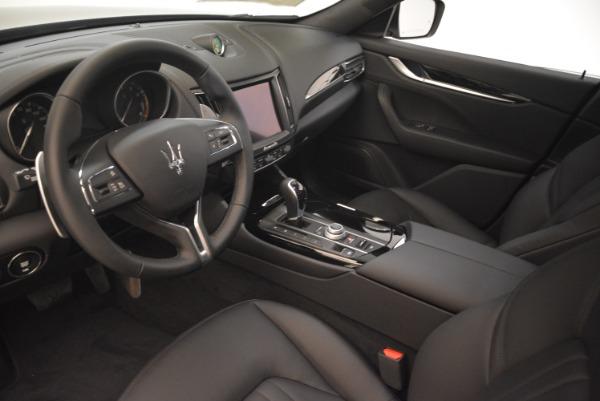 New 2018 Maserati Levante Q4 for sale Sold at Bugatti of Greenwich in Greenwich CT 06830 12