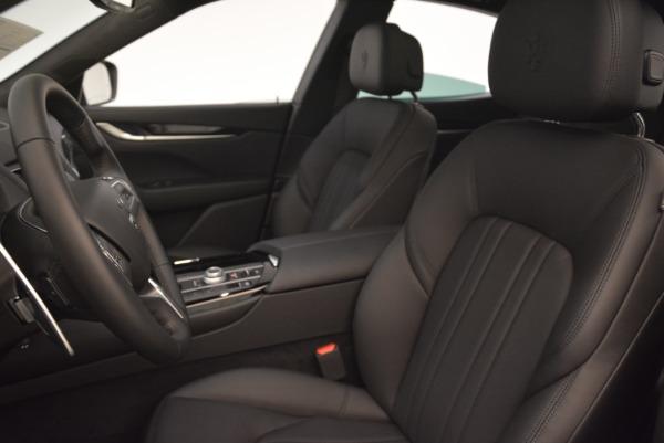 New 2018 Maserati Levante Q4 for sale Sold at Bugatti of Greenwich in Greenwich CT 06830 14