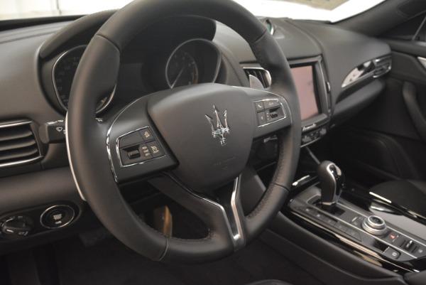 New 2018 Maserati Levante Q4 for sale Sold at Bugatti of Greenwich in Greenwich CT 06830 15