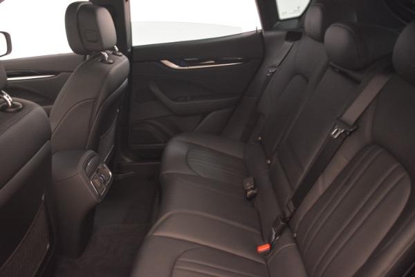 New 2018 Maserati Levante Q4 for sale Sold at Bugatti of Greenwich in Greenwich CT 06830 18