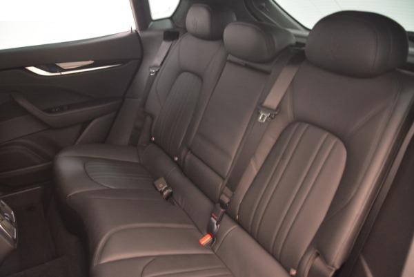 New 2018 Maserati Levante Q4 for sale Sold at Bugatti of Greenwich in Greenwich CT 06830 19