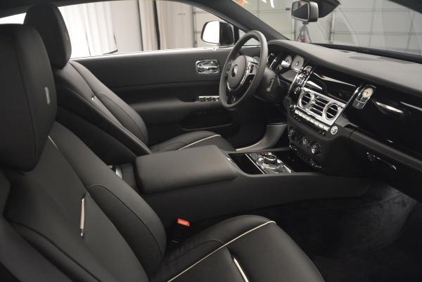 New 2016 Rolls-Royce Wraith for sale Sold at Bugatti of Greenwich in Greenwich CT 06830 23