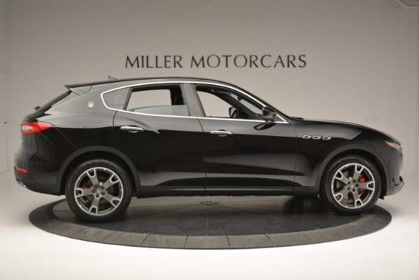 New 2018 Maserati Levante Q4 for sale Sold at Bugatti of Greenwich in Greenwich CT 06830 12