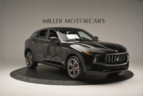 New 2018 Maserati Levante Q4 for sale Sold at Bugatti of Greenwich in Greenwich CT 06830 15