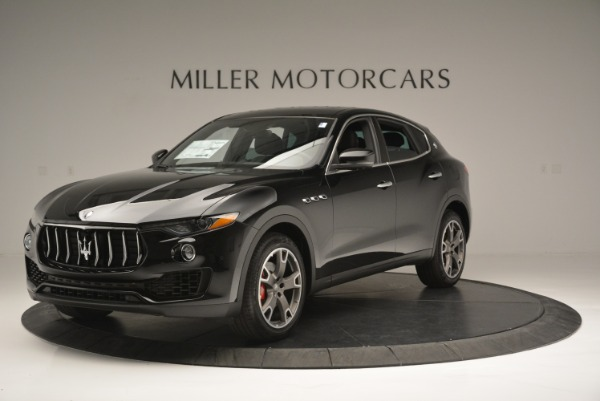 New 2018 Maserati Levante Q4 for sale Sold at Bugatti of Greenwich in Greenwich CT 06830 2