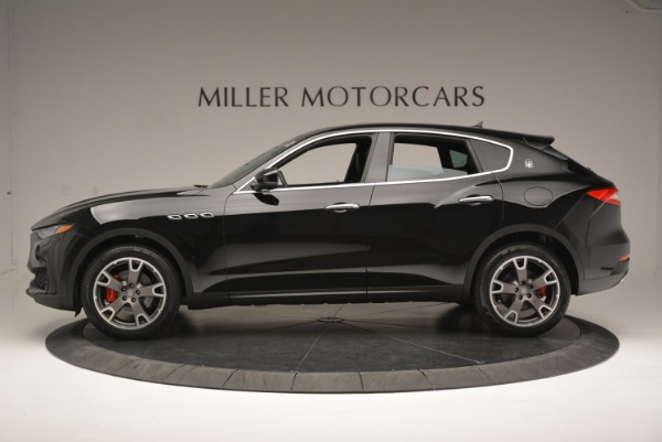 New 2018 Maserati Levante Q4 for sale Sold at Bugatti of Greenwich in Greenwich CT 06830 4