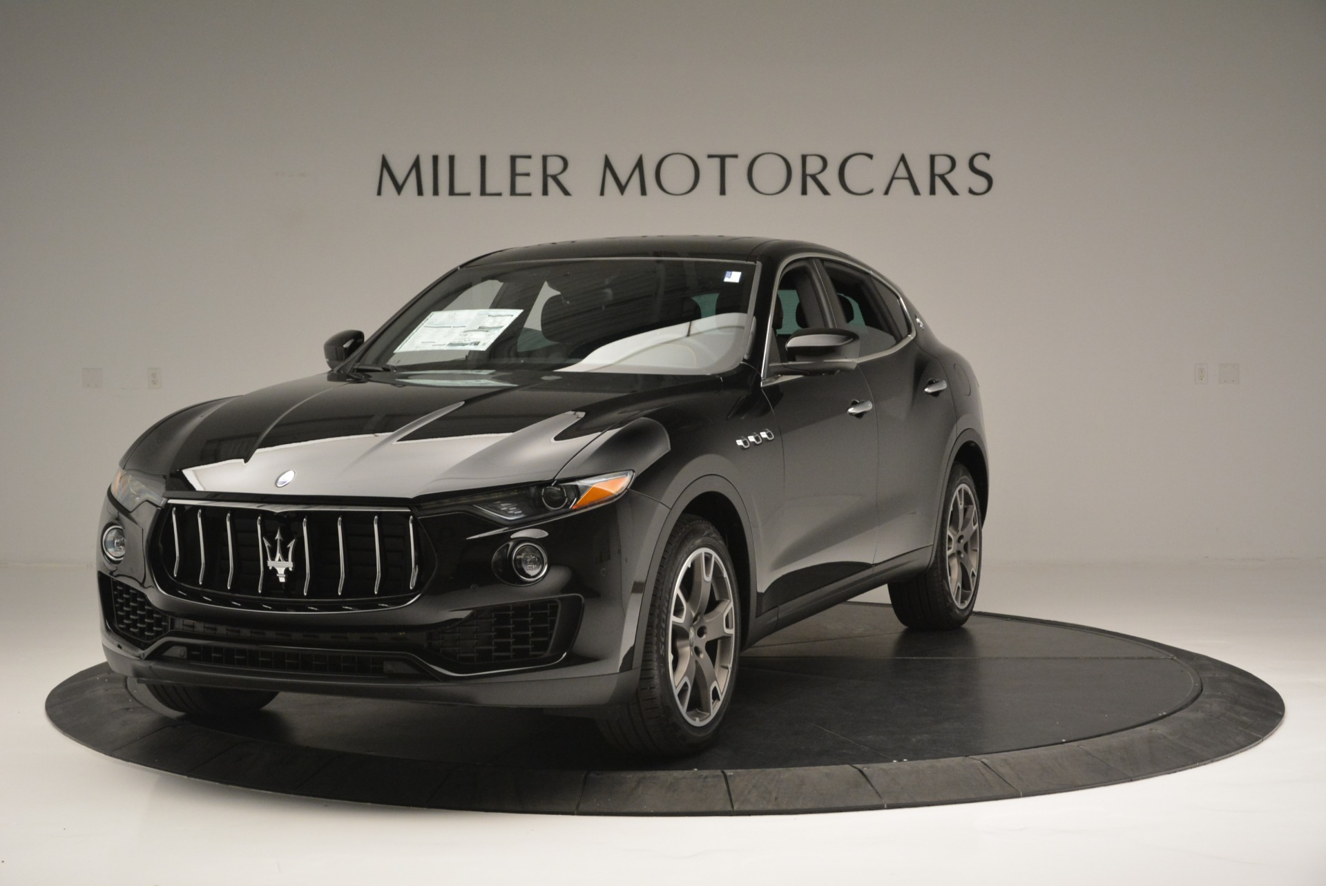 New 2018 Maserati Levante Q4 for sale Sold at Bugatti of Greenwich in Greenwich CT 06830 1