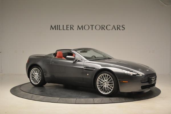 Used 2009 Aston Martin V8 Vantage Roadster for sale Sold at Bugatti of Greenwich in Greenwich CT 06830 10