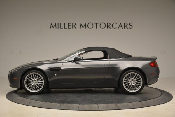 Used 2009 Aston Martin V8 Vantage Roadster for sale Sold at Bugatti of Greenwich in Greenwich CT 06830 15
