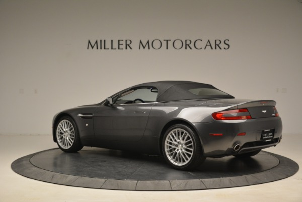 Used 2009 Aston Martin V8 Vantage Roadster for sale Sold at Bugatti of Greenwich in Greenwich CT 06830 16