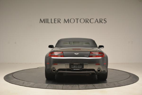 Used 2009 Aston Martin V8 Vantage Roadster for sale Sold at Bugatti of Greenwich in Greenwich CT 06830 18