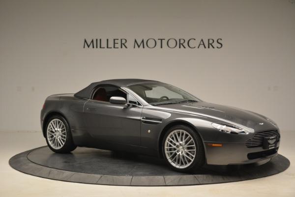 Used 2009 Aston Martin V8 Vantage Roadster for sale Sold at Bugatti of Greenwich in Greenwich CT 06830 22