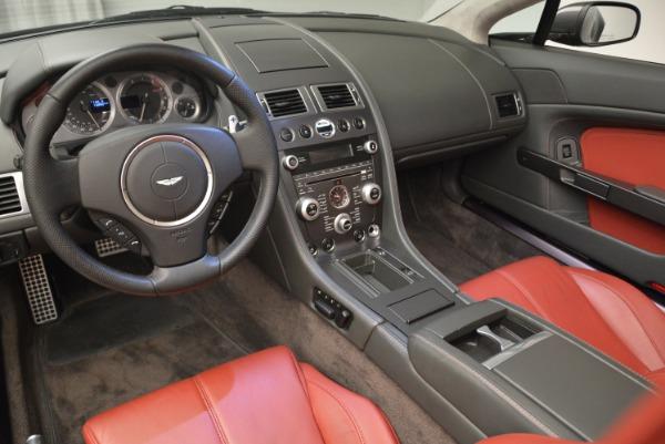 Used 2009 Aston Martin V8 Vantage Roadster for sale Sold at Bugatti of Greenwich in Greenwich CT 06830 26
