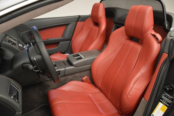 Used 2009 Aston Martin V8 Vantage Roadster for sale Sold at Bugatti of Greenwich in Greenwich CT 06830 28