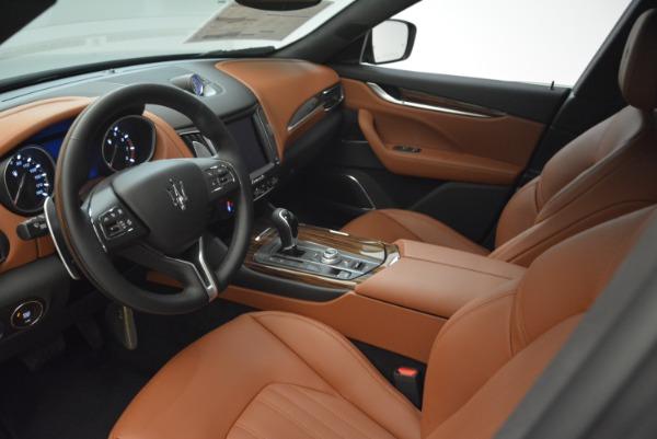 New 2018 Maserati Levante S Q4 GranLusso for sale Sold at Bugatti of Greenwich in Greenwich CT 06830 12
