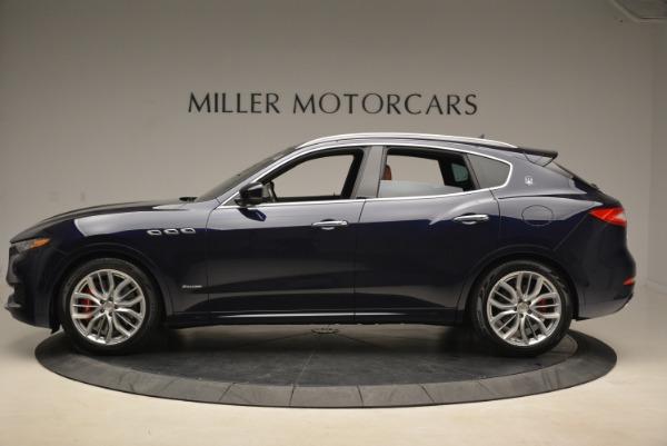 New 2018 Maserati Levante S Q4 GranLusso for sale Sold at Bugatti of Greenwich in Greenwich CT 06830 2