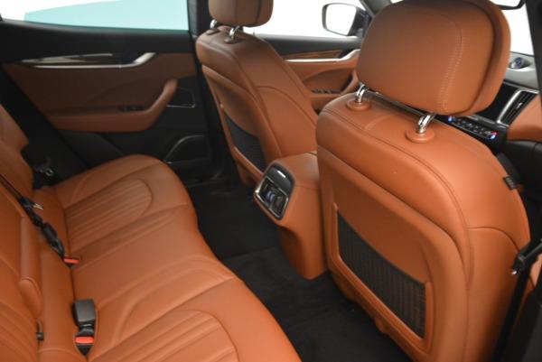 New 2018 Maserati Levante S Q4 GranLusso for sale Sold at Bugatti of Greenwich in Greenwich CT 06830 23